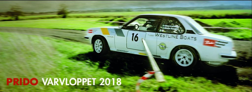 Prido varvloppet 2018